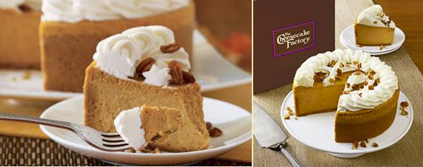 The Cheesecake Factory Now Offering Online Ordering and Delivery