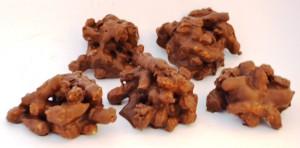 Cheetos Haystack Cookies