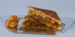 mac and rib grilled cheese truck