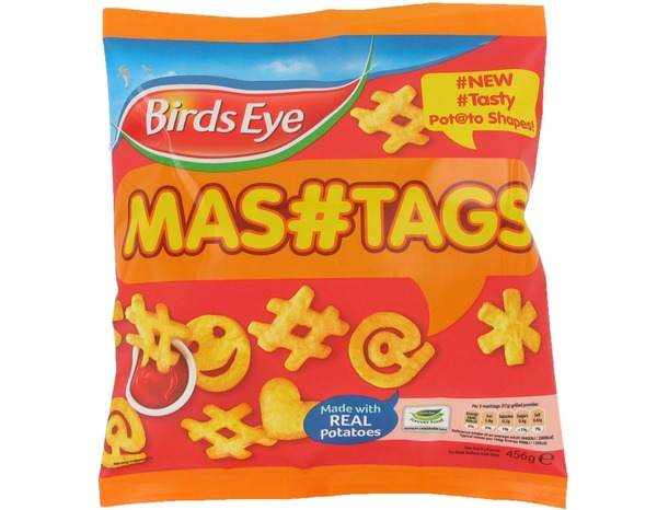 About social media and potato chips?