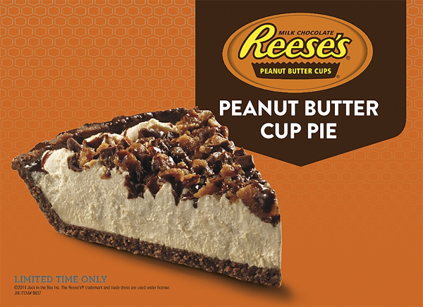 Reese Cup Ice Cream Cake