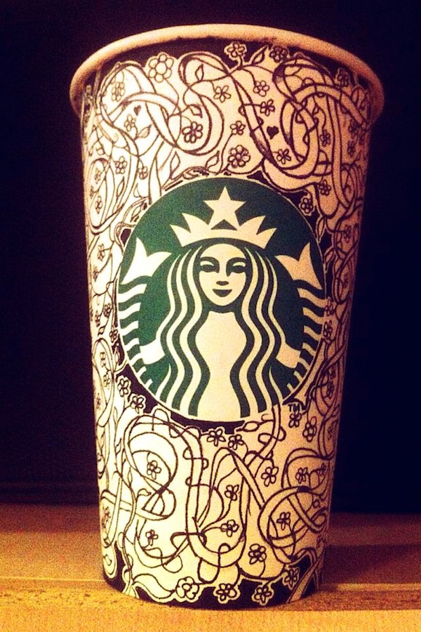 Starbucks Art