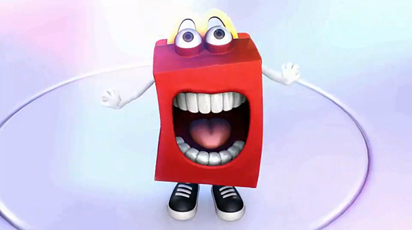 Happy the Happy Meal