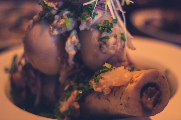 bone marrow district one vietnamese pho noodle soup boner