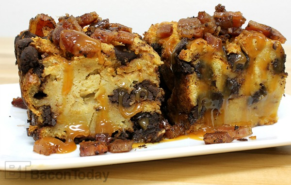 bacon-chocolate-guinness-challah-bread-pudding