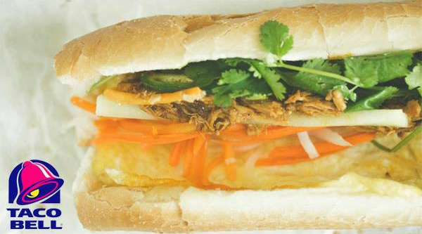 The Company Behind Taco Bell Is Making A Banh Mi Sandwich