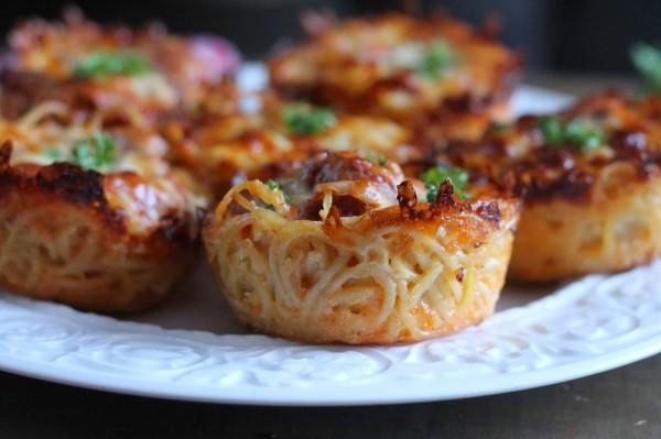 spaghetti-muffin
