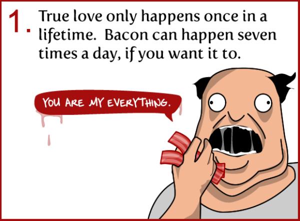 true bacon love