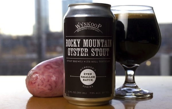 Rocky Mountain Oyster Stout - Wynkoop Brewing Company