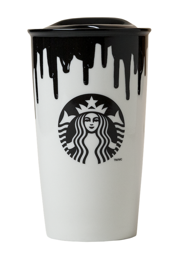 New Starbucks Cup Design Looks Like Overflowing Paint