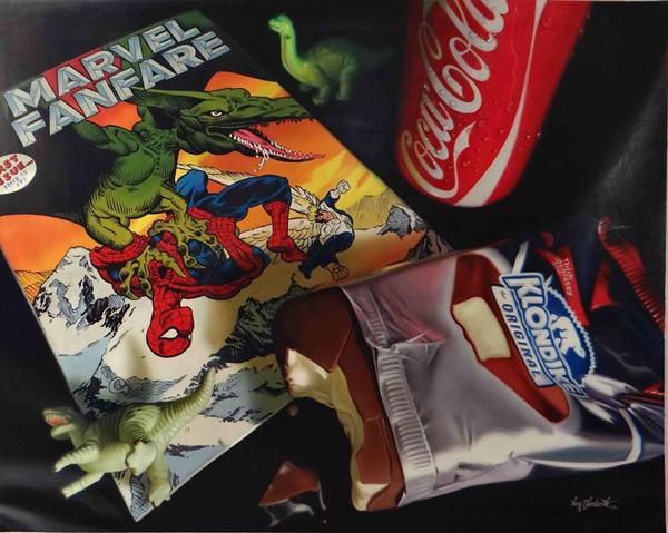 Comics-Snacks-Angel-Pete