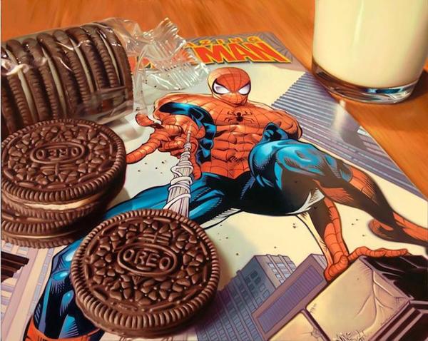 Comics-Snacks-Pete
