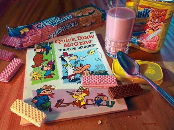 Comics-Snacks-Quik-Pete