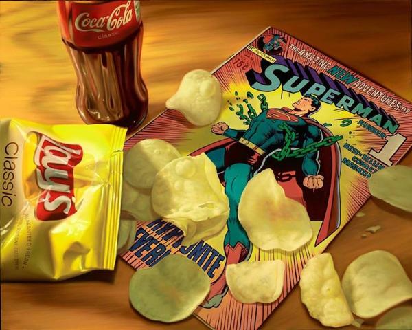 Comics-Snacks-Superman-Pete