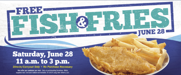 Free Fish and Fries