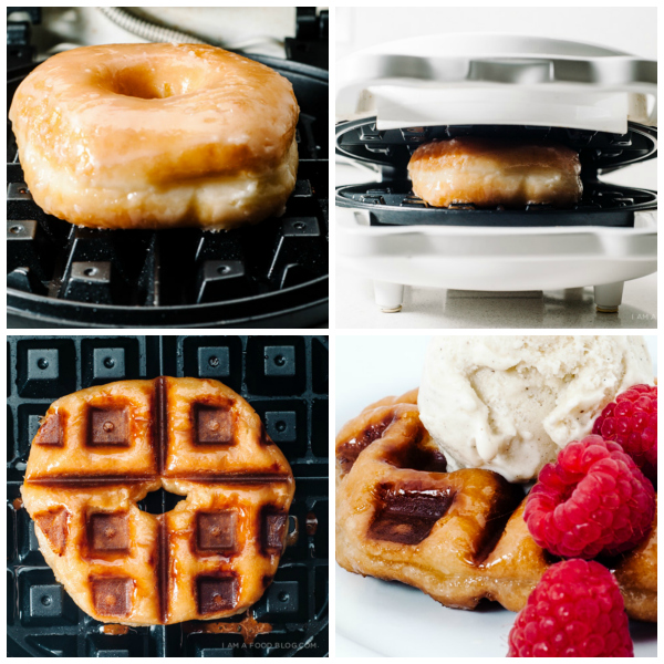 Wafflenut Collage
