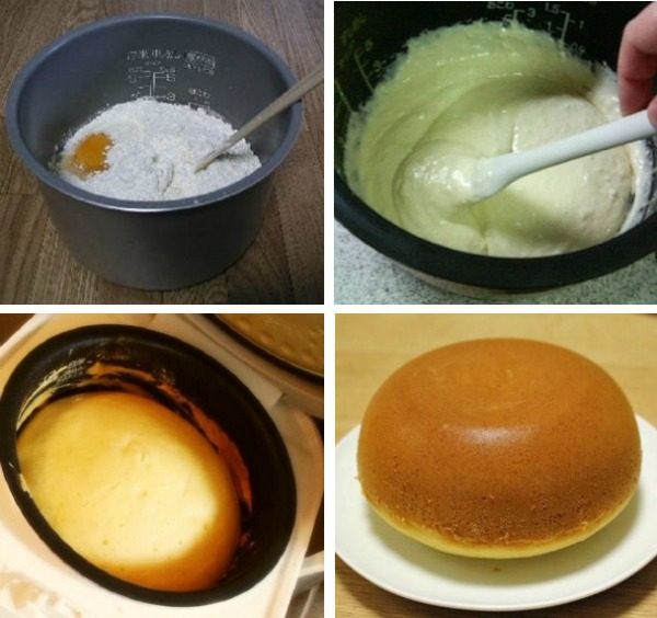 How to make ginormous fluffy pancakes with your rice cooker pancakes rice cooker ccuart Choice Image