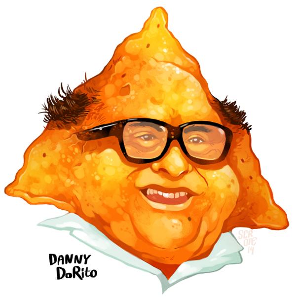 Danny-Dorito-Art