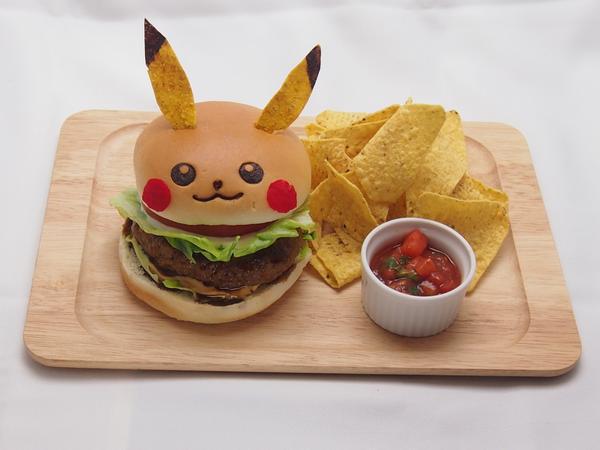 Pikachu-Burger-Pound