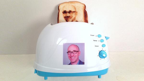 Selfie-Toast-Bread