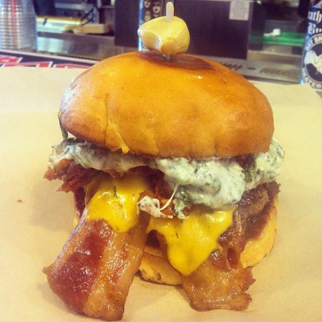 Vampiro Burger