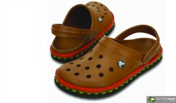 burger-crocs