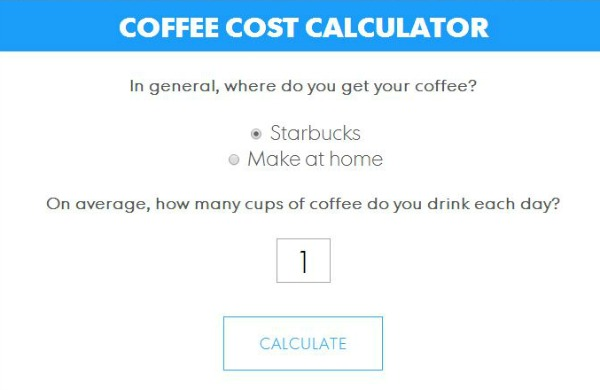 coffee-calculater