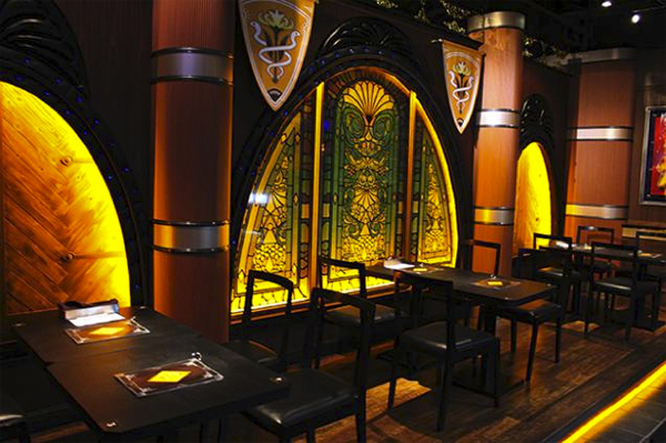 Check Out Japan S Swanky New Final Fantasy Themed Cafe