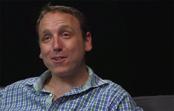 joey chestnut explains why fat people can u0026 39 t competitively