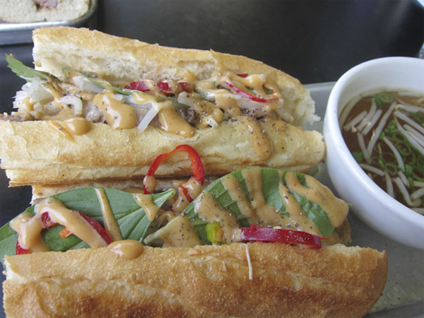 This Pho Banh Mi 'French Dip' Is Next-Level Vietnamese Food