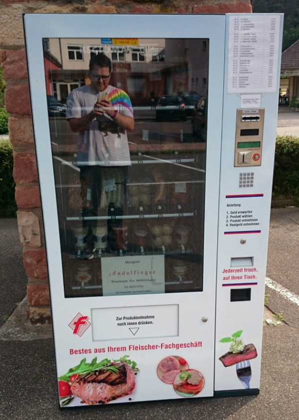 sausage-vending-machine