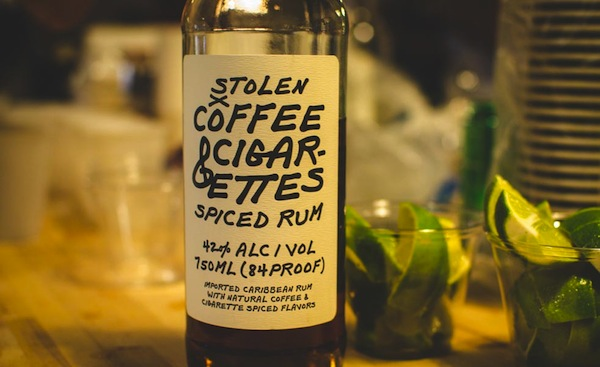 Coffee and Cigarette Rum