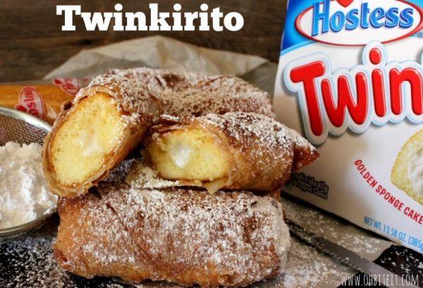 Twinkie-ritto