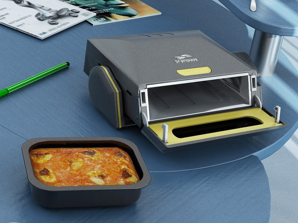 This usb powered microwave will heat up your sad desk lunch - Mobile porta forno microonde ...