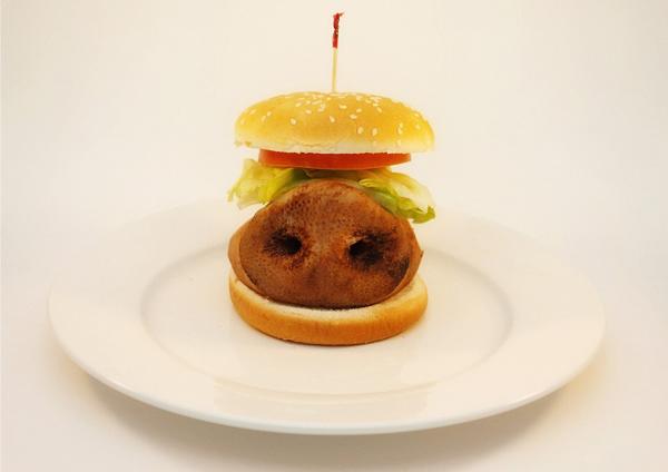 Burger-Snout