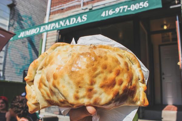 Canada-Empanadas