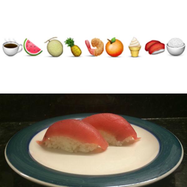 Emoji Diet