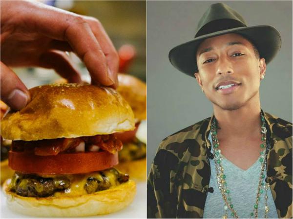 pharrell burger