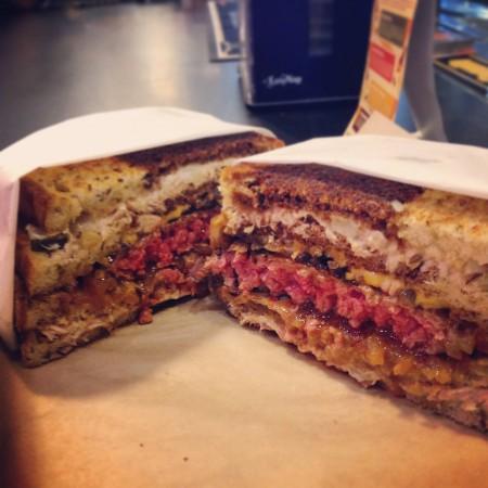 Leviathan burger