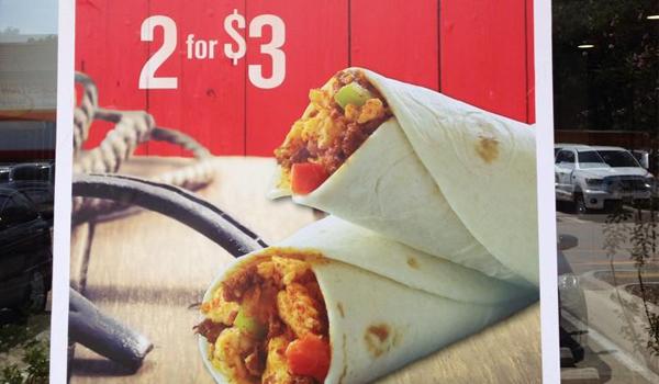 McDonalds-Chorizo