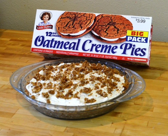 How to Make Literal Oatmeal Creme Pies Creme Pie