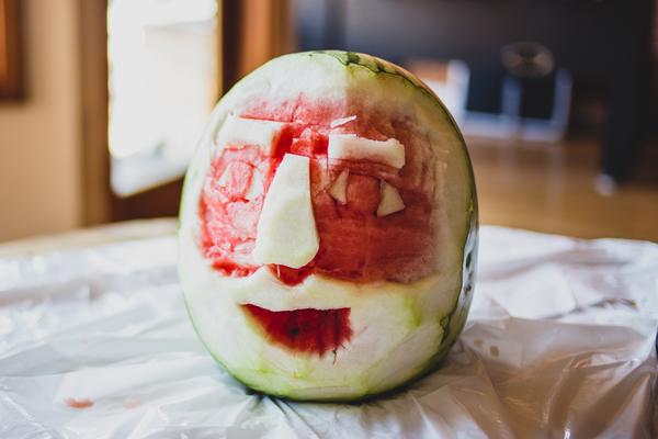 Watermelon-Gripe-Unfinished