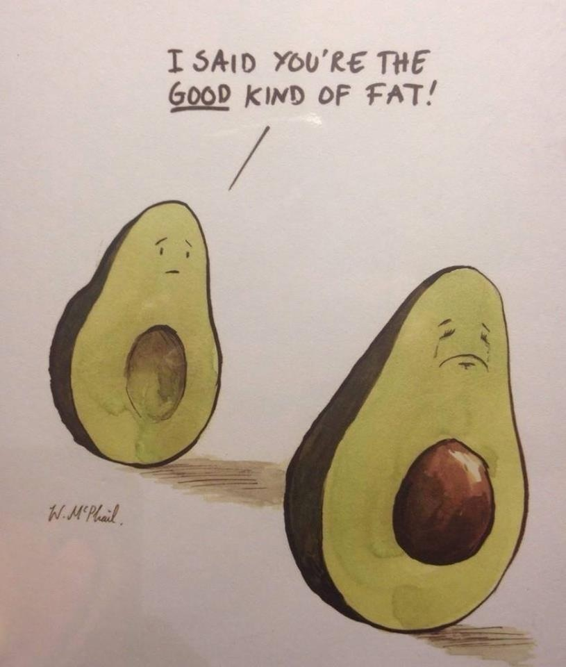 avocado woes