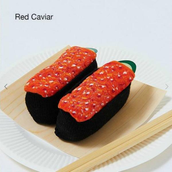 caviar-socks