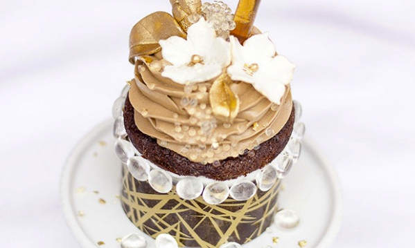 The Ultimate Birthday Present - a $900 cupcake?