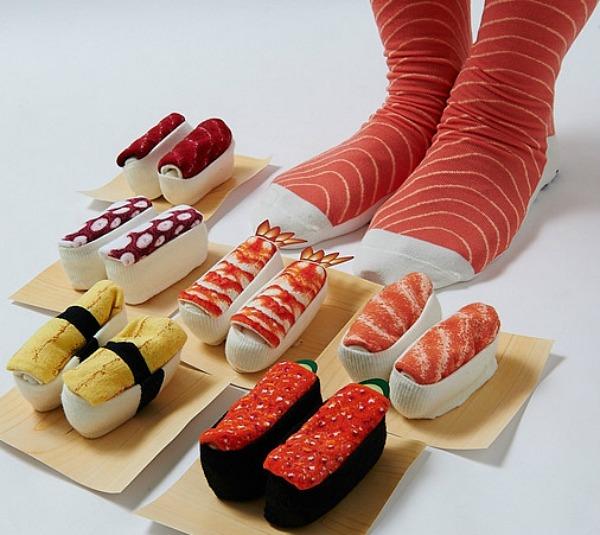 sushi-sock