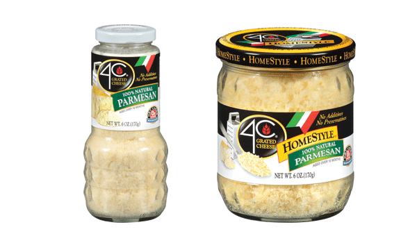 FDA Recalls Thousands of Parmesan Cheese Jars, Because Salmonella