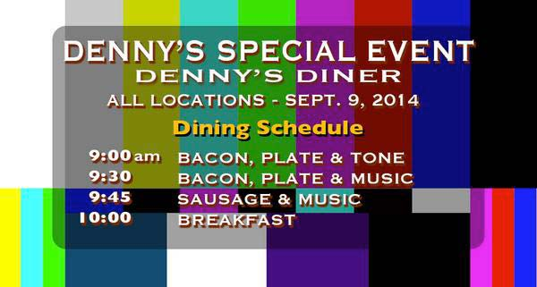 This is How Denny's Responded to Apple's Website Crashing Today