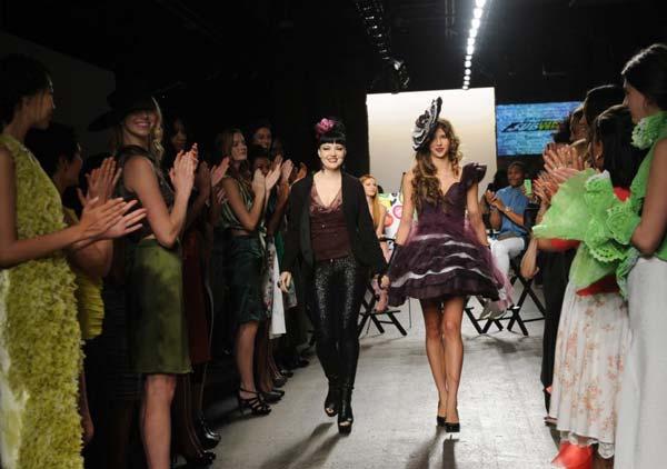 Subway-Fashion-Show