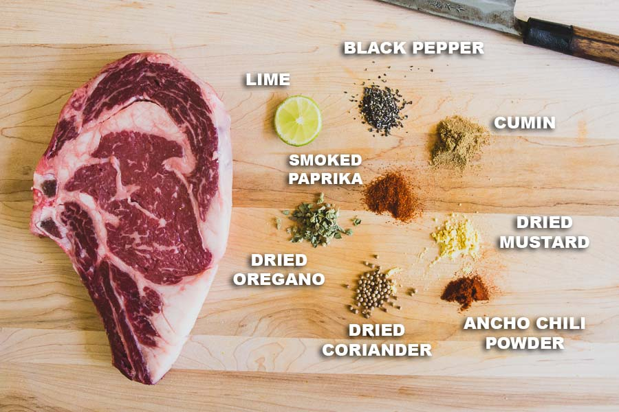 10 Fancy Steak Rubs and Marinades That
